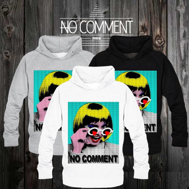 NO COMMENT PARIS / nocommentparis (ノーコメントパリ)